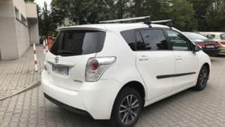 usługa przyciemnienia szyb w samochodzie Toyota